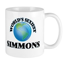 World's Sexiest Simmons Mugs