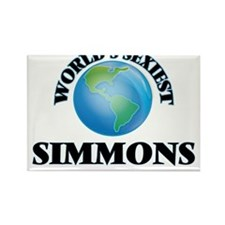 World's Sexiest Simmons Magnets