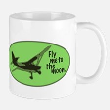 Fly Me to the Moon Mug