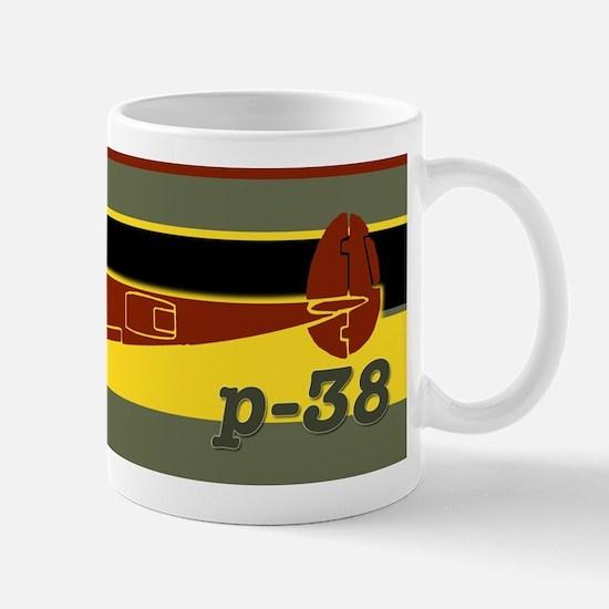 P-38 Mug