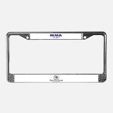 Tap Snap or Nap License Plate Frame