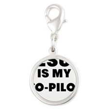 jesus is my co pilot Charms