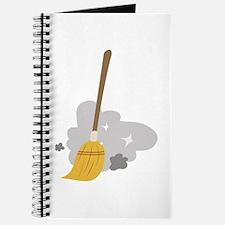 Sweep Broom Journal