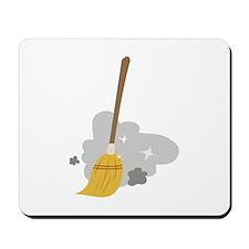 Sweep Broom Mousepad
