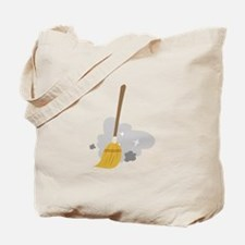 Sweep Broom Tote Bag