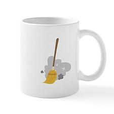 Sweep Broom Mugs