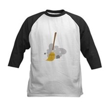 Sweep Broom Baseball Jersey