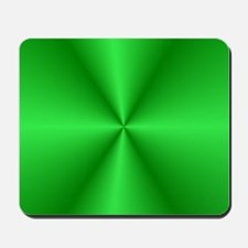 Green Shine Mousepad