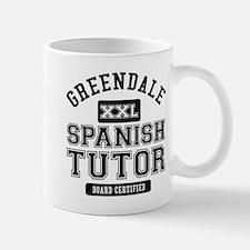 Greendale Spanish Tutor Mug