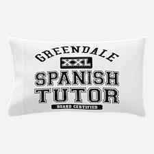 Greendale Spanish Tutor Pillow Case