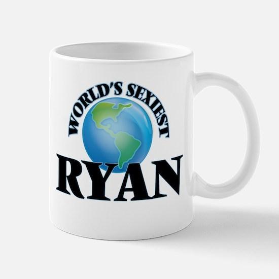World's Sexiest Ryan Mugs