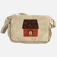 Brick House Pig Messenger Bag