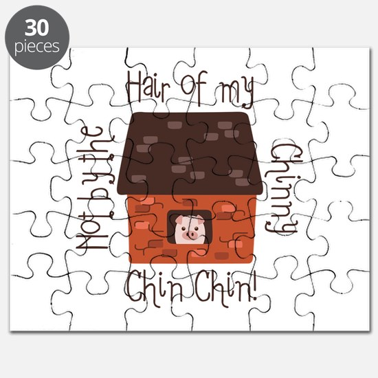 Hair Of My Chin Puzzle