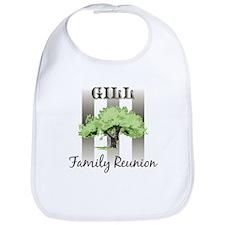 GILL family reunion (tree) Bib