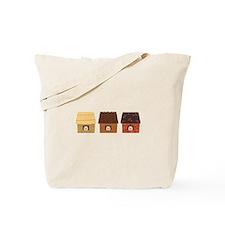 Three Pigs Tote Bag