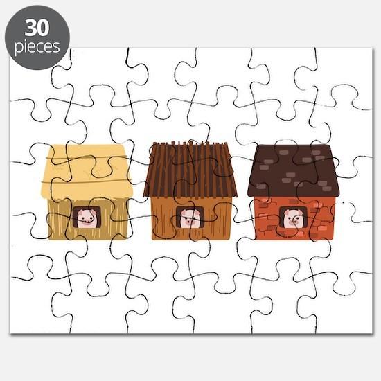 Three Pigs Puzzle