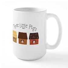 Three Little Pigs Mugs