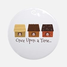 Once Upon A Time Ornament (Round)