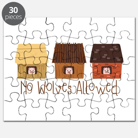 No Wolves Allowed Puzzle