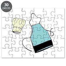 Apron & Hat Puzzle