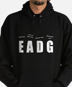 Bass Player Hoodie (dark)