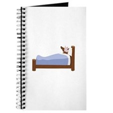 Wolf In Bed Journal
