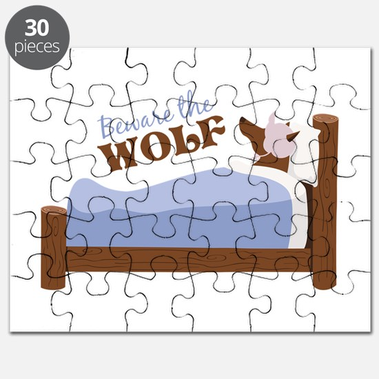 Beware The Wolf Puzzle