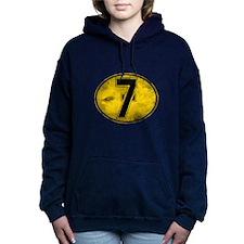 Lucky 7 Women's Hooded Sweatshirt