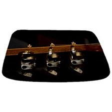 Guitar Tuning Keys Bathmat