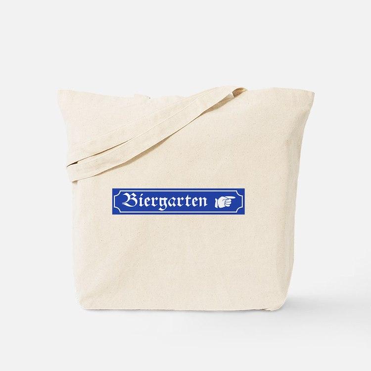 Biergarten, Germany Tote Bag