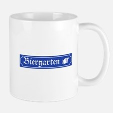 Biergarten, Germany Mug