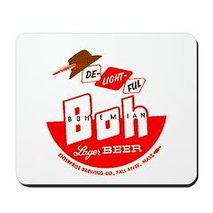 Bohemian Beer-1954 Mousepad