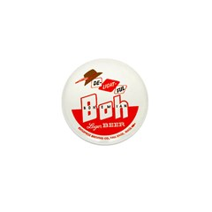 Bohemian Beer-1954 Mini Button (10 pack)