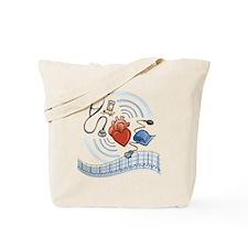 Heart Health Tote Bag