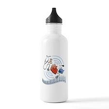 Heart Health Water Bottle