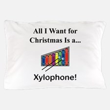 Christmas Xylophone Pillow Case