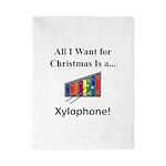 Christmas Xylophone Twin Duvet