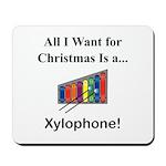 Christmas Xylophone Mousepad