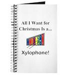 Christmas Xylophone Journal