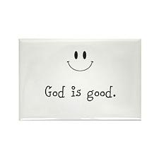 God is good Magnets