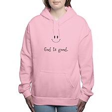 God is good Women's Hooded Sweatshirt