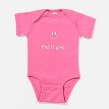 God is good Baby Bodysuit
