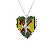 14th Military Police Brigade. Necklace