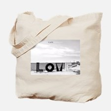 Cape Charles. Tote Bag