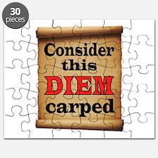 CARPE DIEM Puzzle