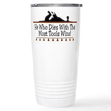 Cute Builder Travel Mug