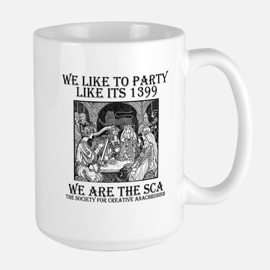 we like to party Mugs