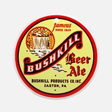 Bushkill Beer-1939 Ornament (Round)