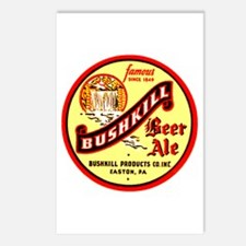 Bushkill Beer-1939 Postcards (Package of 8)