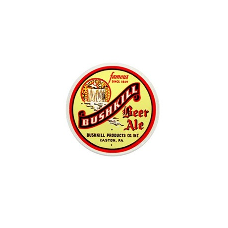 Bushkill Beer-1939 Mini Button (10 pack)
